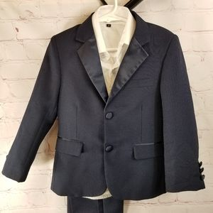4 pc Andrew Fezza Suit